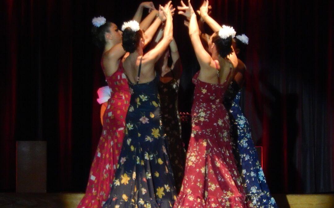 Concurso de Coreografías Grupales de Bailes Andaluces