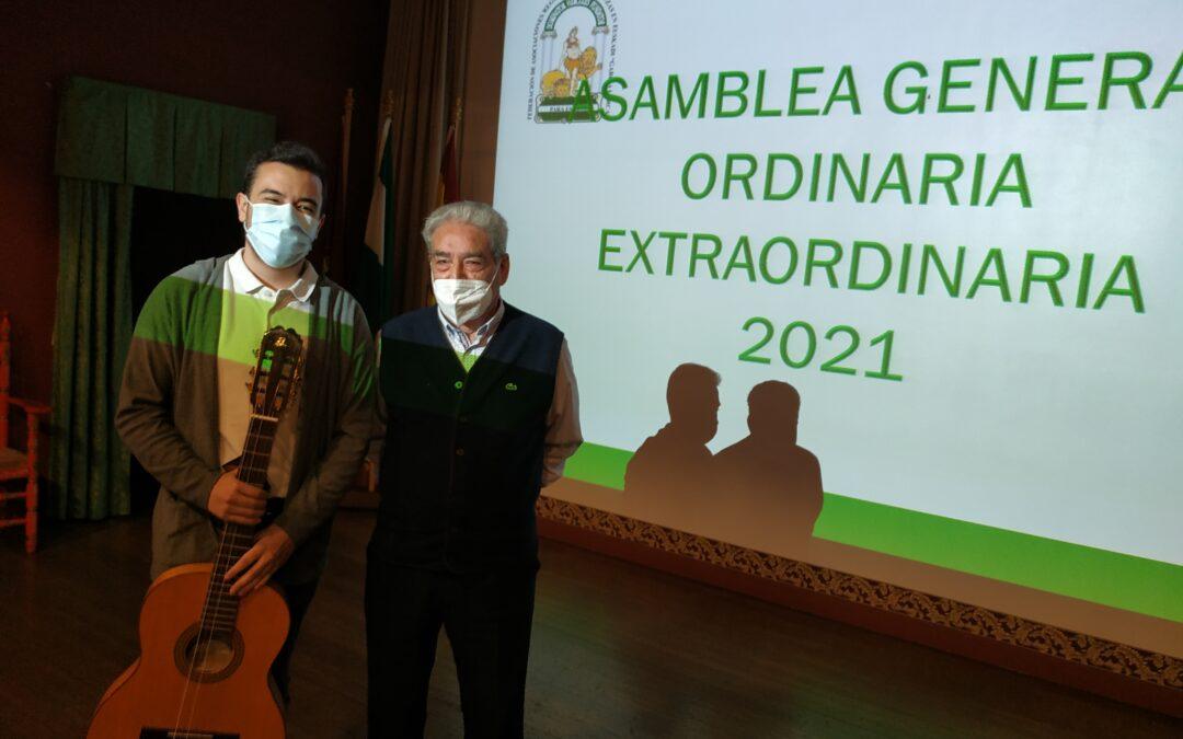 """Ganador Concurso """"Canta a Andalucía"""""""